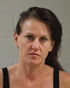 Crystal Drake of Veyo Utah, booking photo posted Oct. 1, 2014 | Photo courtesy of Washington County Sheriff's Office, St. George News