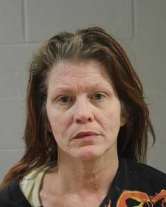 Melody Stahl booking photo posted Oct. 17, 2014 | Photo courtesy of the Washington County Sheriff's Office, St. George News