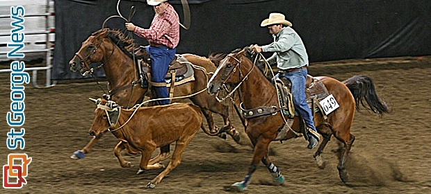 5 500 In Cash Prizes Offered At Annual Roping Competition