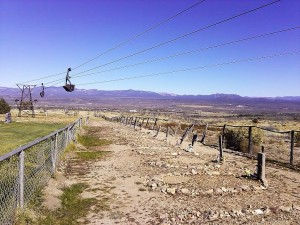 Boot Hill Cemetery in Pioche, Nevada, Oct. 29, 2014   Photo by Aspen Stoddard, St. George News