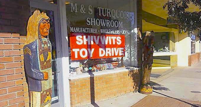 M & S Turquoise Showroom, St. George, Utah, Nov. 23, 2014 | Photo by Aspen Stoddard, St. George News
