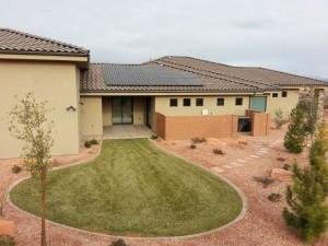 5.13 kw Solar Array installed by Legend Solar in Washington, Utah
