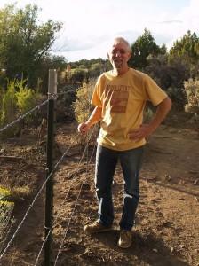 Tim Cretsinger, Sept. 21 at Old Iron Town, Utah. Photo provided by Tim and Lisa Cretsinger.