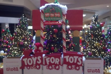 Southern Utah Toys for Tots works with Kony Coins for Kids to provide underprivileged children with toys and other needs to have a Merry Christmas, date and location unspecified|Photo courtesy of Rick Massey, for St. George News