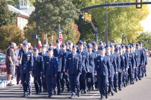 A countywide Veteran's Day parade pays tribute to our servicemen and women, Washington City, Utah, Nov. 11, 2014 | Photo by Hollie Reina, St. George News