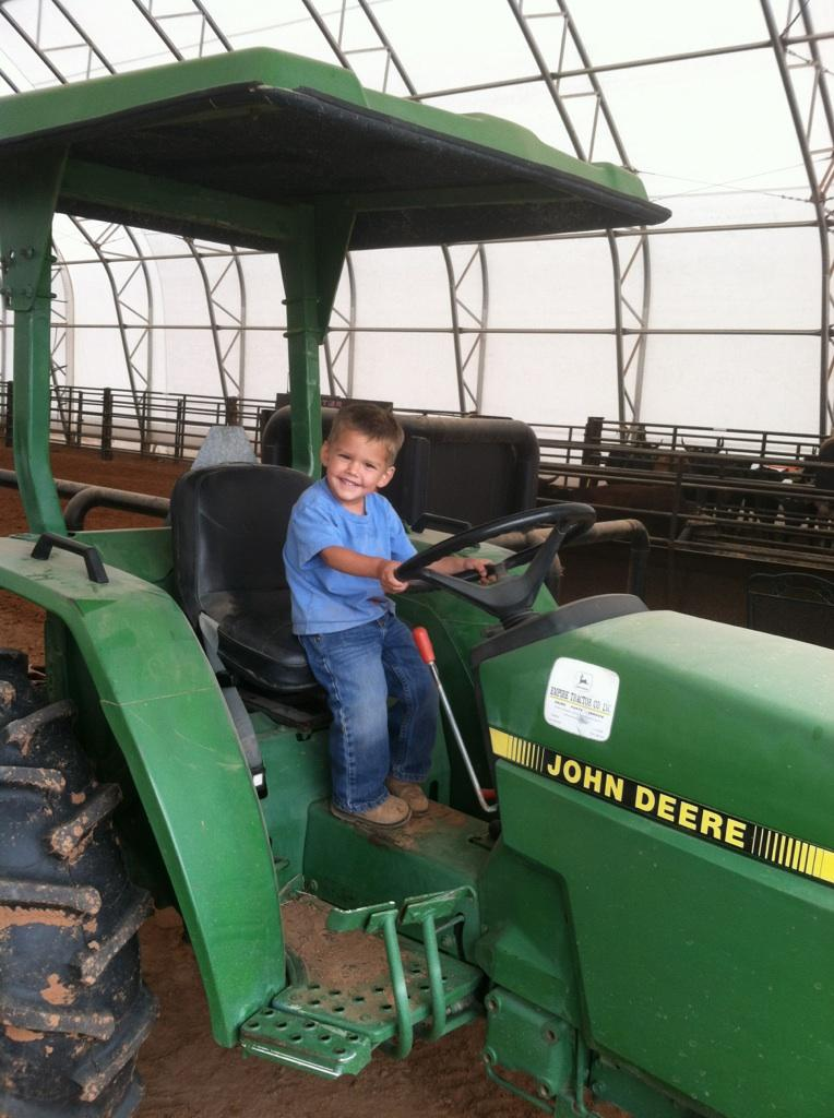 "Lonnie ""Jace Bud"" Chynoweth, doing what he loves best. Tropic, Utah, circa 2014   Photo courtesy of Samie Ott, St. George News"
