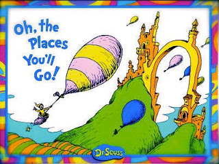OH! The Places You'll Go!
