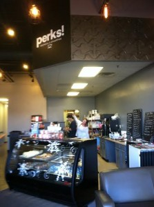 The new Perks! Espresso & Smoothie Telegraph Street location, Washington, Utah, date not specified | Photo courtesy of Lori Hannah, St. George News