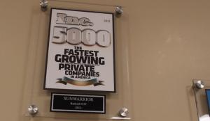 Inc. 5000 award, Washington, Utah, November 13, 2014 | Photo by Leanna Bergeron, St. George News
