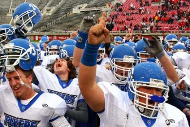 Dixie won the state title just two years ago. File photo from Salt Lake City, Utah, Nov. 16, 2012 | Photo by Robert Hoppie, St. George News