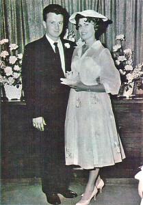 Gerhard and Ann Marie Zeddies were married in 1960, circa, 1960 |Photo courtesy of Gerhard Zeddies, for St. George News