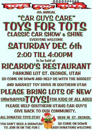 Event flyer  - click on image to enlarge