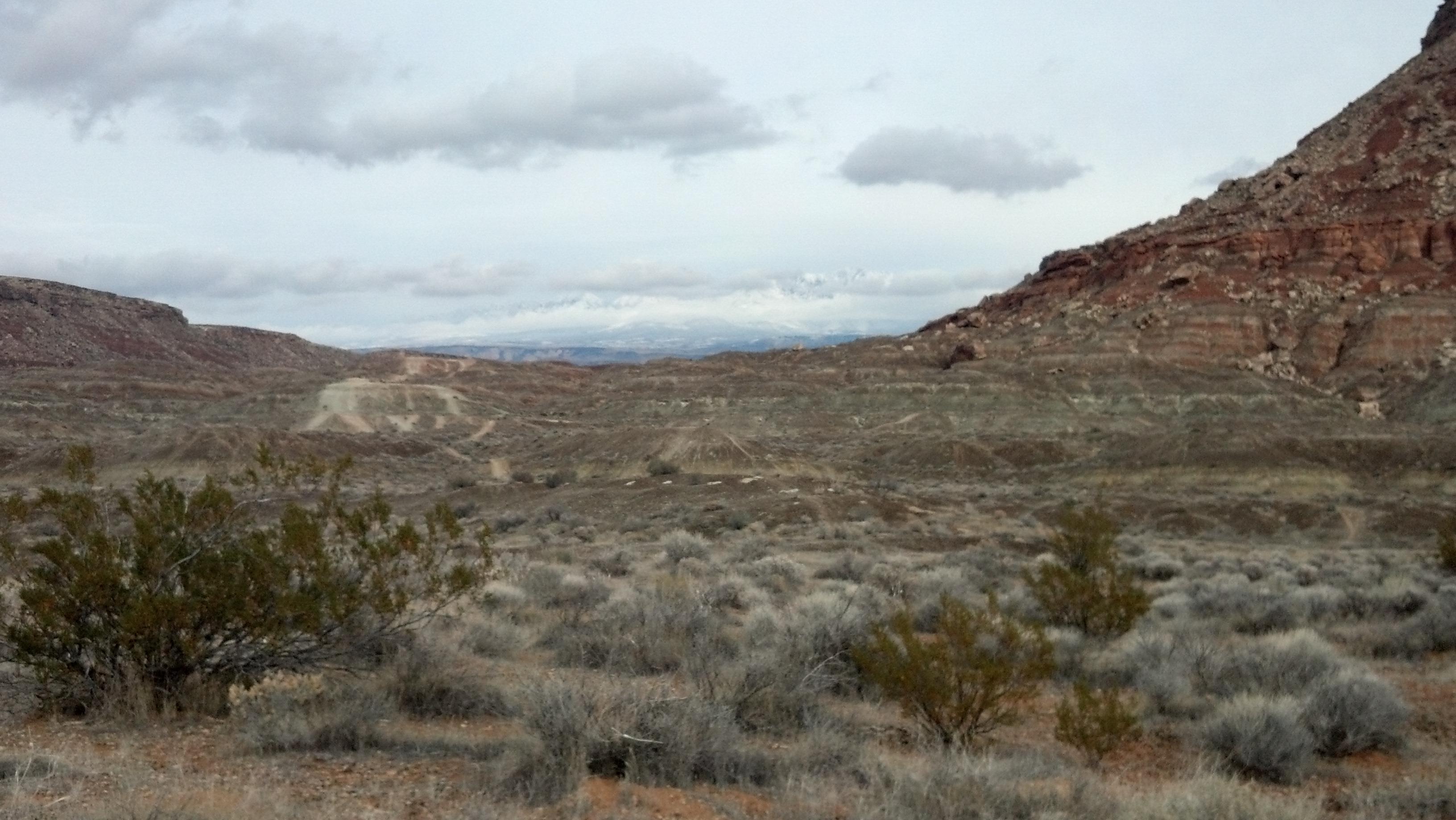 Green Valley Loop trail, St. George, Utah, Feb. 12, 2012   Photo by Joyce Kuzmanic, St. George News