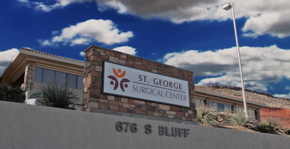 St. George Surgical Center, Dec. 22, 2014 | Photo by Dan Fowlks, St. George News