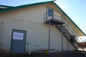 Meadowayne Dairy is among commercial properties that have been reclaimed by the UEP due to nonpayment, Colorado City, Arizona, Nov. 5, 2014 | Photo by Cami Cox Jim, St. George News