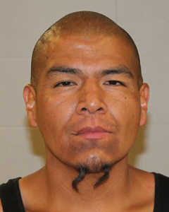Enos Grayman, Arrested on several charges including DUI, St. George, Utah, Dec. 6, 2014 | Photo Courtesy of Washington County Sheriff bookings page