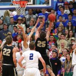Desert Hills vs.Dixie, Boys Basketball, St. George, Utah, Dec. 17, 2014 | Photo by Robert Hoppie, ASPpix.com, St. George News