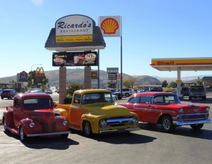 The fourth annual Car Guys Care Toys for Tots Classic Car Show & Shine will take place at Ricardo's Restaurant, St. George, Utah, circa, 2014 | Photo courtesy of Shane Dastrup, for St. George News