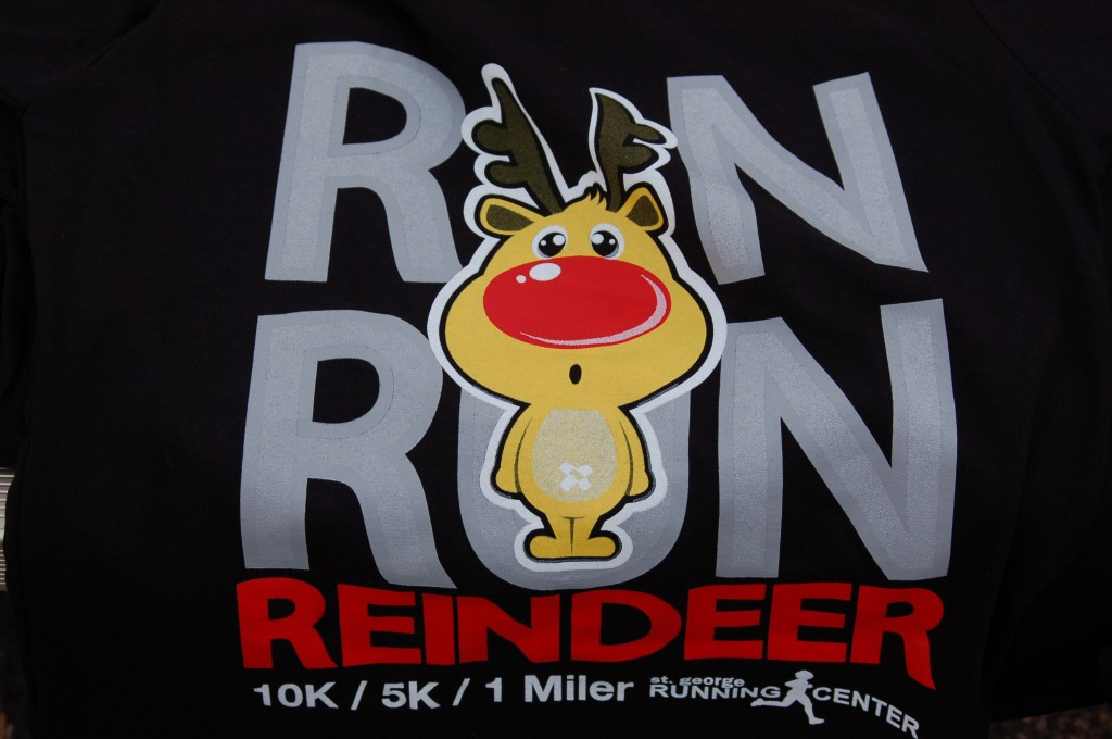 Rudolph, reindeer, Santa Claus run for a cause; 'Run Run ... Reindeer 10k Stourhead