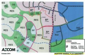 Fort Pierce General Plan Amendment | Map courtesy of St. George City, St. George News