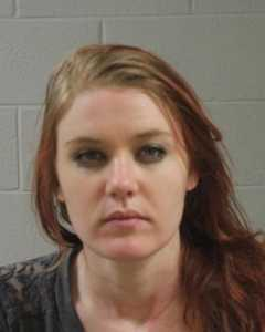 Jessica Rae Hoagland, of Las Vegas, Nevada, booking photo posted Dec. 15, 2014 | Photo courtesy of Washington County Sheriff's booking, St. George News