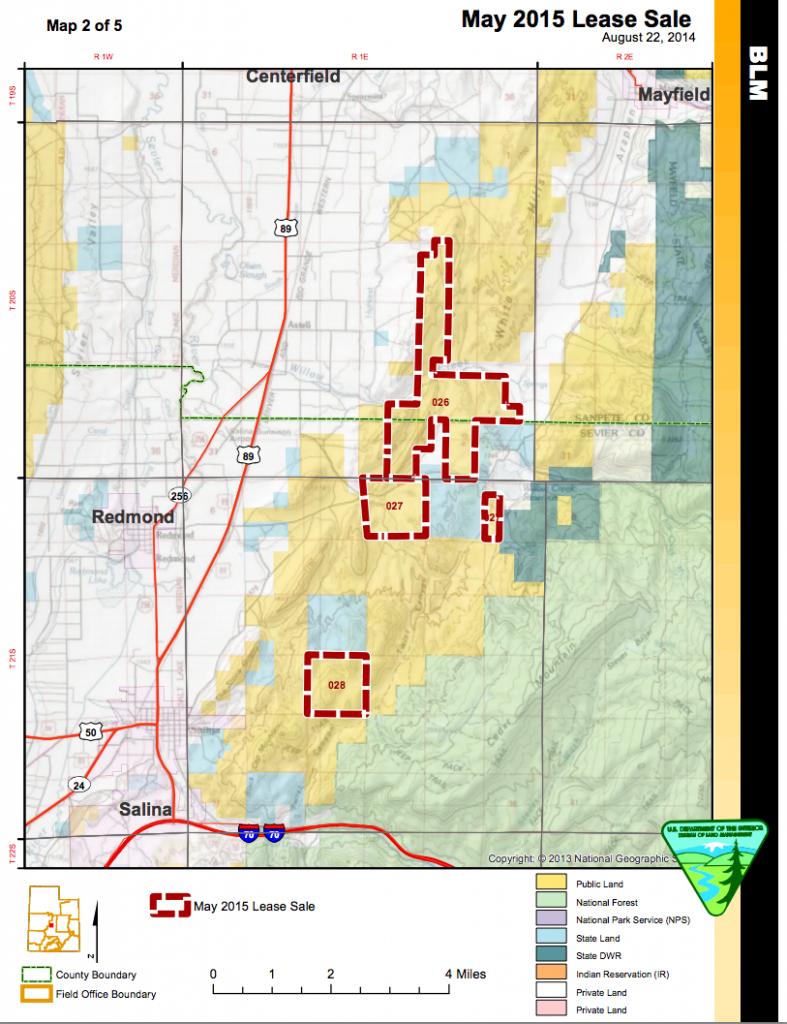 Blm Map Utah | afputra.com