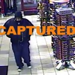 The male suspect in a robbery at a Cedar City Texaco fuel and convenience store; found and arrested Dec. 27, 2014. Cedar City, Utah, Dec. 26, 2014 | Photo courtesy of the Cedar City Police Department, St. George News