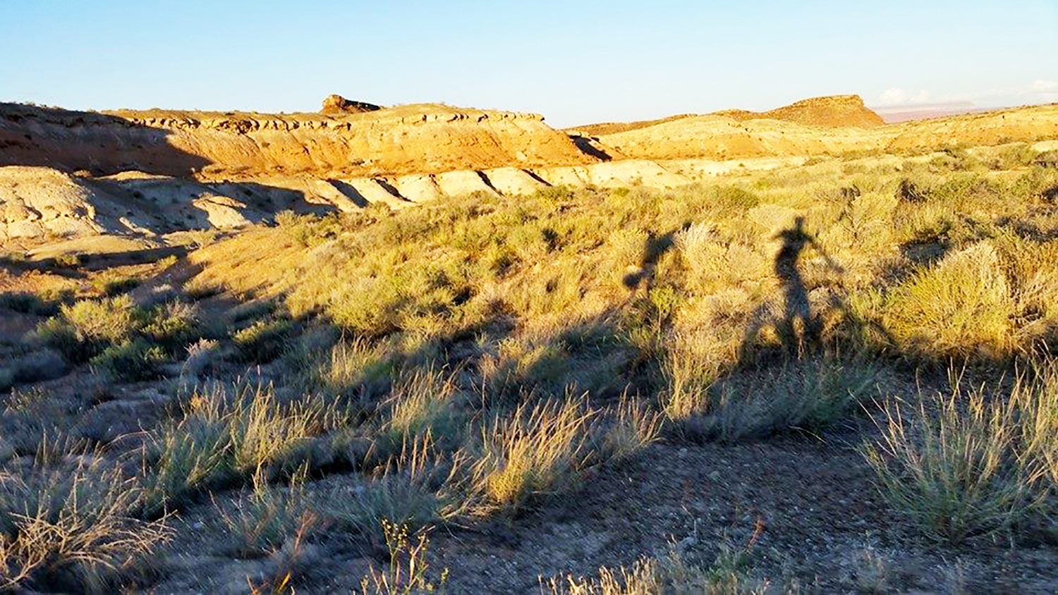 Photo of the Green Valley loop trail, ready for bikers, St. George, undated   Photo courtesy of Jay Bartlett, St. George News