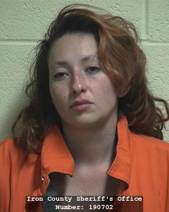 Rubie Kearns booking photo posted Dec. 3, 2014 | Photo courtesy of the Iron County Sheriff's Office, St. George News