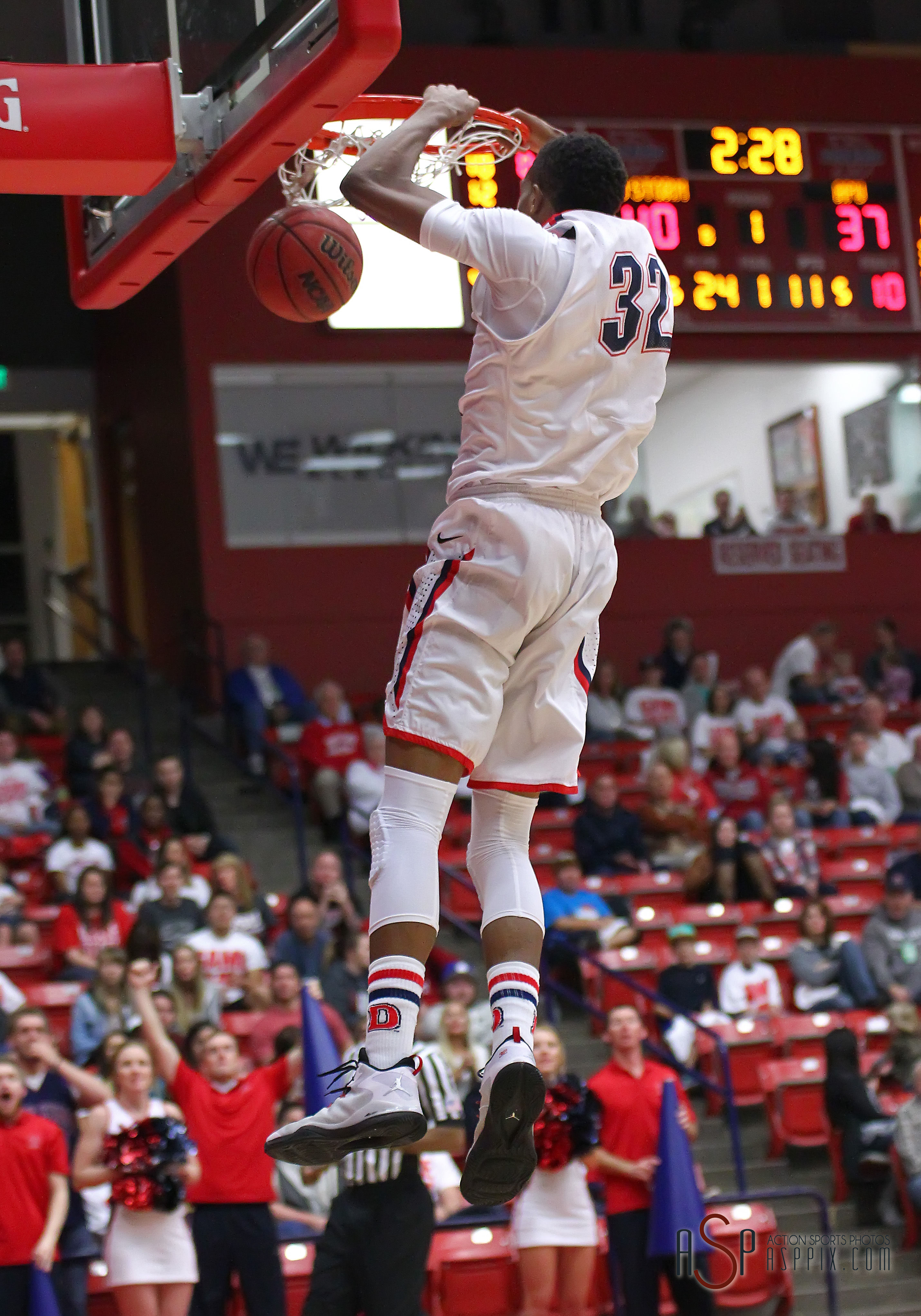 DSU slays another giant as Red Storm bounces APU in overtime thriller – St George News