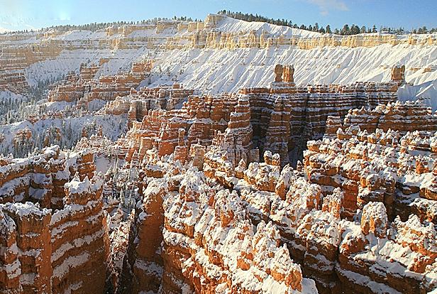 Bryce Canyon, circa January 2015 | Photo courtesy of Ruby's Inn, St. George News