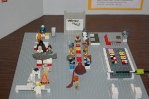 Students create masterfully crafted Lego projects at the   Dixie State University qualifying tournament for the Utah First Lego League, St. George, Utah, Jan. 10, 2015   Photo by Hollie Reina, St. George News