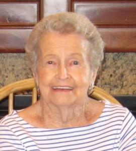 Harris, Lucille obit