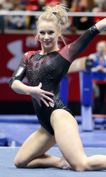 Georgia Dabritz | Photo courtesy Utah Athletics