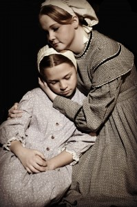 Image depicting Helen for the Jane Eyre play at Brigham's Playhouse, St. George, Utah, undated | Photo courtesy of Brigham's Playhouse, St. George News