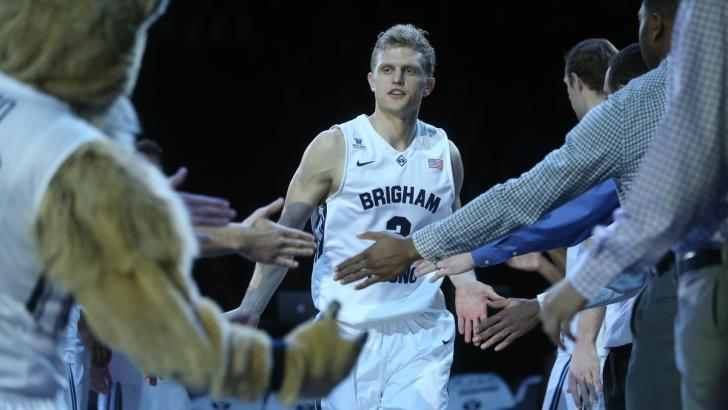 Tyler Haws | Photo courtesy BYU Athletics