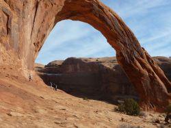 Corona Arch, Moab, Utah | Photo courtesy of BLM-Utah, St. George News