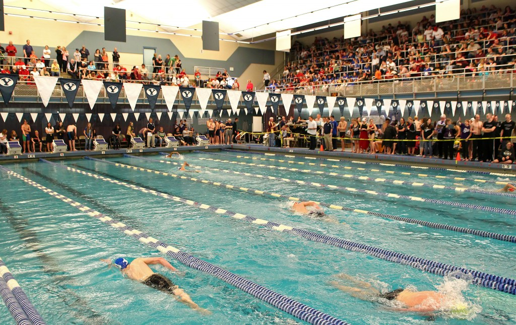 state swim meet utah