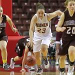 Cedar vs. Morgan, 3A State Basketball Tournament, Salt Lake City, Utah, Feb. 26, 2015 | Photo by Robert Hoppie, ASPpix.com, St. George News