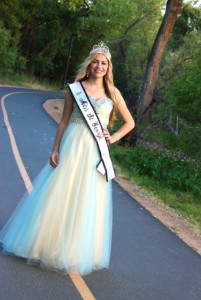 Miss St. George 2014 Ciara Hamblin, date and location unspecified | Photo courtesy of Christina Werner, St. George News