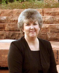 Director Nancy Allred of the Southern Utah Heritage Choir, St. George, Utah, undated | Photo courtesy of the Southern Utah Heritage Choir, St. George News