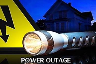 Power outage CC