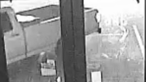 Police are seeking the public's help identifying this truck and its driver, St. George, Utah, Feb. 21, 2015 | Photo courtesy St. George Police Department, St. George News
