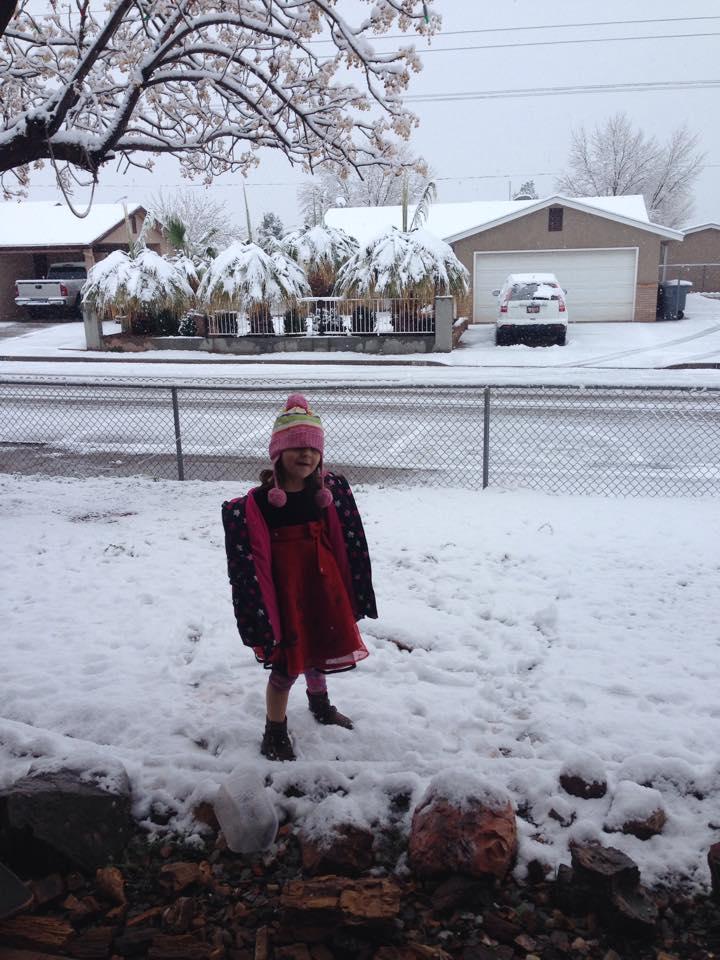 3588dc9b4187 Storm brings snow