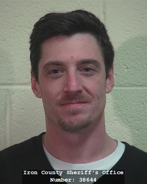 Brandon Ashley Williams, of Cedar City, Utah, booking photo posted Jan. 30, 2015 | Photo courtesy of Iron County Sheriff's booking, St. George News