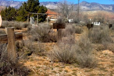 Silver Reef Pioneer Cemetery, Leeds, Utah, Feb. 10, 2015 | Photo by Carin Miller, St. George News
