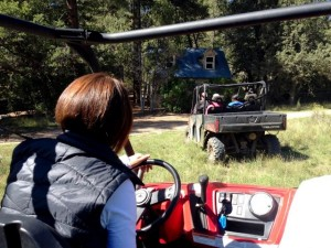 Guests enjoy a myriad of outdoor activities at the Women's Adventure Retreat held at Zion Ponderosa Ranch Resort, Mount Carmel, Utah, October, 2014 | Photo courtesy of Zion Ponderosa Ranch Resort, St. George News