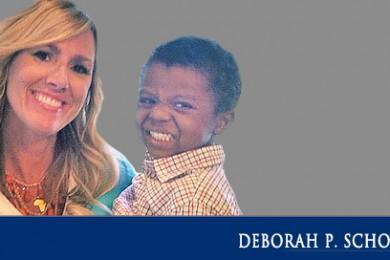 Deborah P. Schone, location and date not specified | Publicity photo courtesy of Deborah P. Schone, St. George News