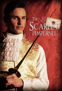 Character in the Scarlet Pimpernel presented by Brigham's Playhouse, Washington, Utah, undated   Photo courtesy of Brigham's Playhouse, St. George News