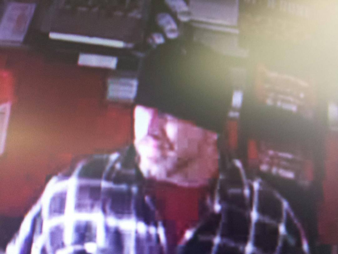 Person of interest released by Hurricane Police Department regarding an incident in which a man with a gun attempted to get a high school girl into his white passenger car near Hurricane High School, Hurricane, Utah, march 4, 2015 | Photo courtesy of Hurricane Police Department, St. George News